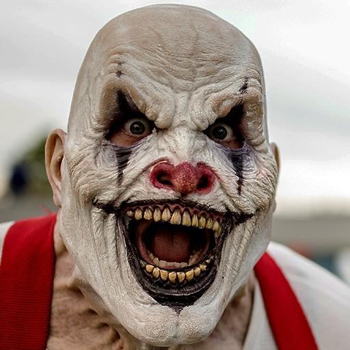 Caretas y máscaras de Halloween