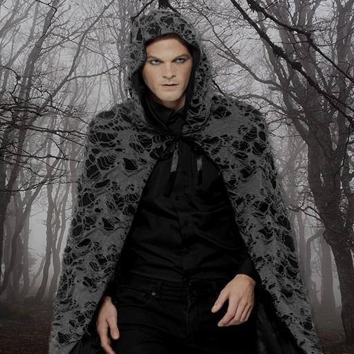 Capas de vampiro y de Halloween