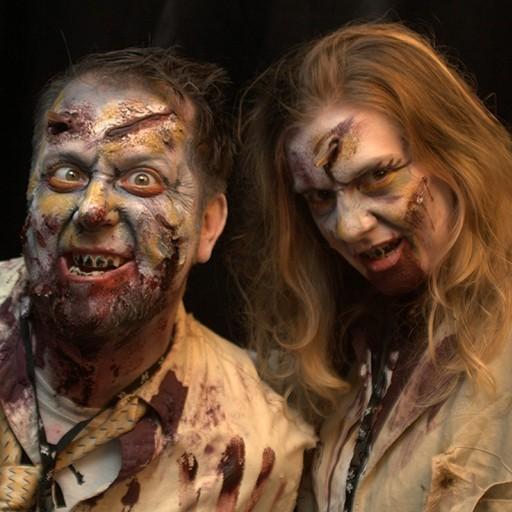 Disfraces de zombies