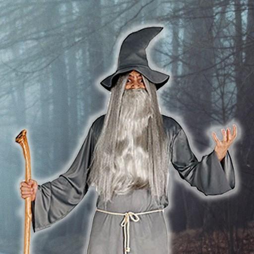 Disfraces de brujo y hechicero