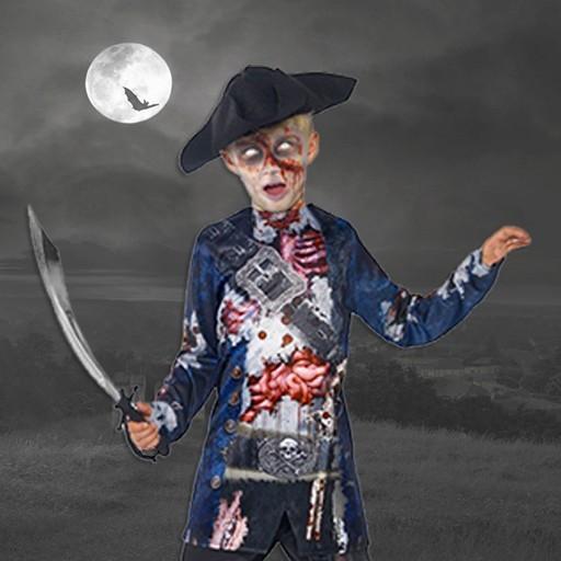 Disfraces de zombies para niño