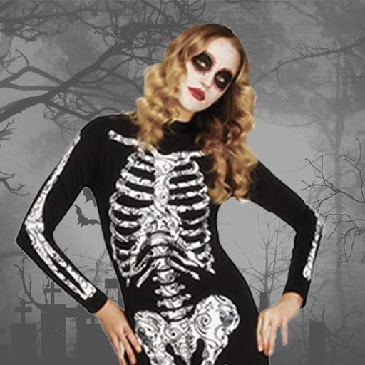 Disfraces de esqueleto para mujer