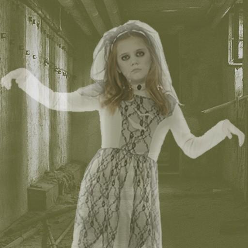 Disfraces de fantasma para niña
