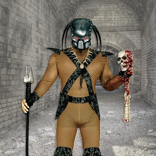 Disfraces de monstruos para hombre