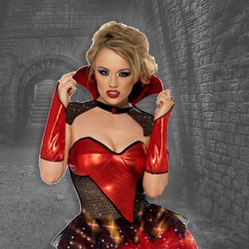 Disfraces de vampiresa para mujer