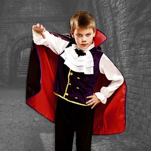 Disfraces de vampiro para niño
