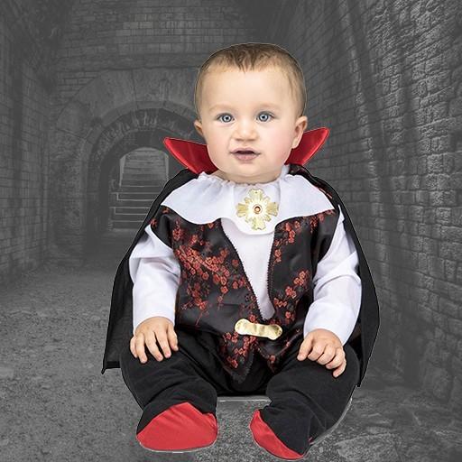 Disfraces de vampiro para bebé