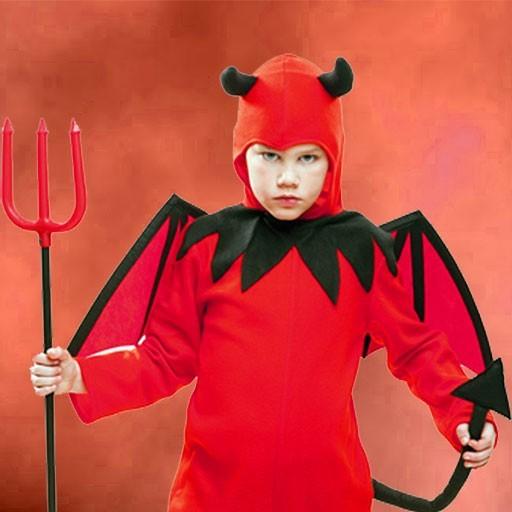 Disfraces de demonio para niño