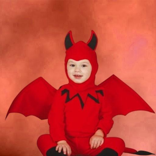 Disfraces de demonio para bebé