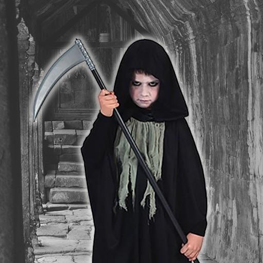 Disfraces de La Muerte para niño