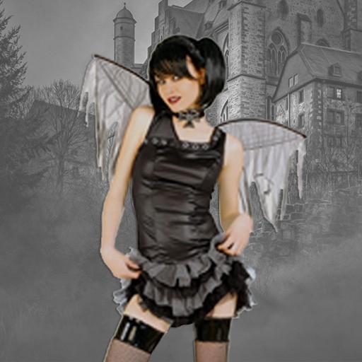 Disfraces góticos para mujer