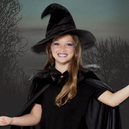 Disfraces de bruja y hechicera para niña