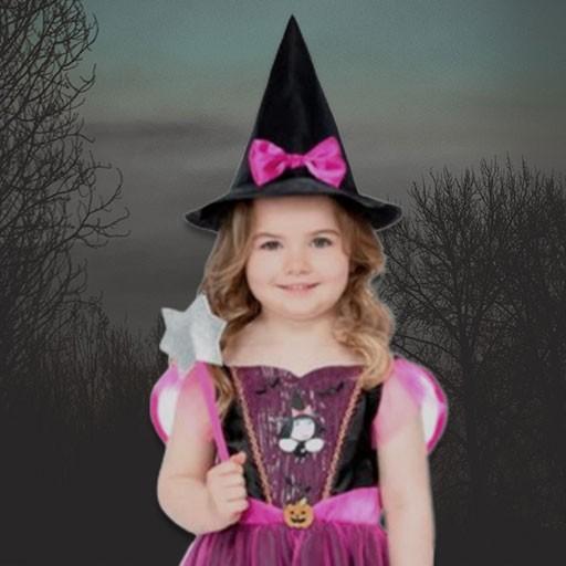 Disfraces de bruja y hechicera para bebé