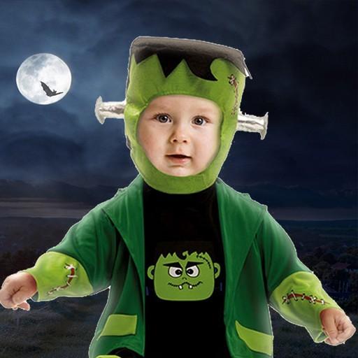 Disfraces de Frankenstein para bebé