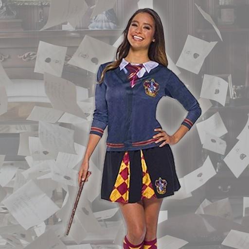 Disfraces de Harry Potter para mujer