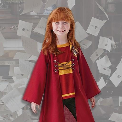 Disfraces de Harry Potter para niña