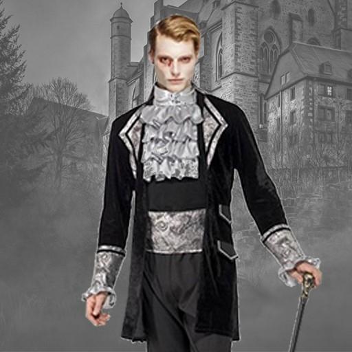 Disfraces góticos para hombre