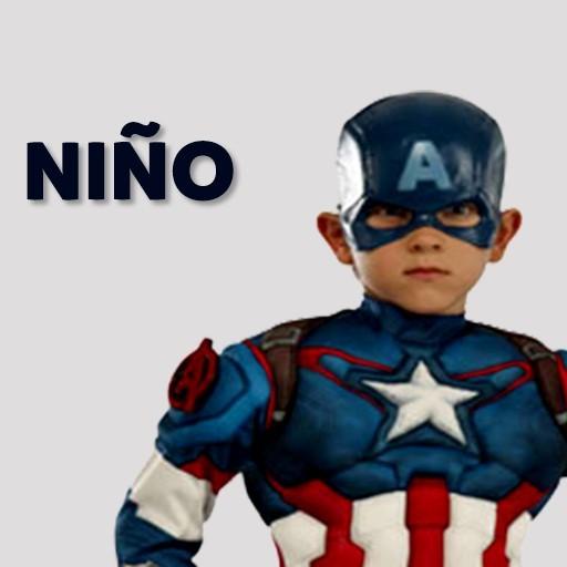 Disfraces de superhéroes para niño