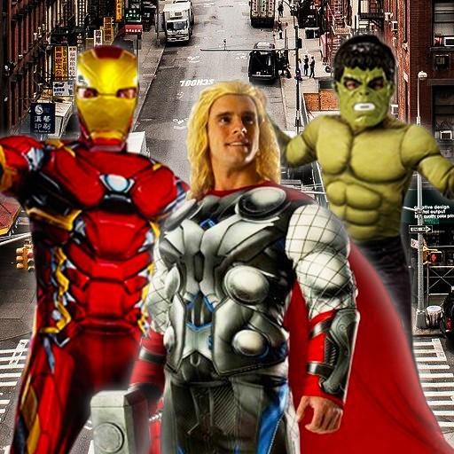 Disfraces de Marvel