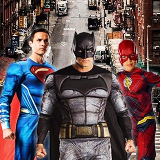 Disfraces de DC Comics
