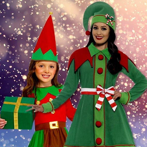 Disfraces de elfa