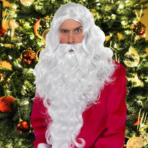 Barbas de Papá Noel
