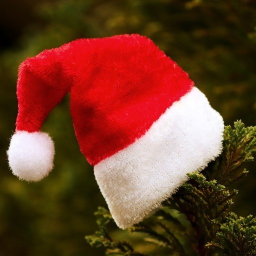 Gorros de Papá Noel