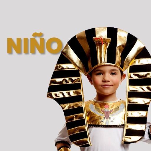Disfraces históricos para niño