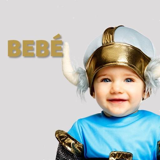 Disfraces históricos para bebé