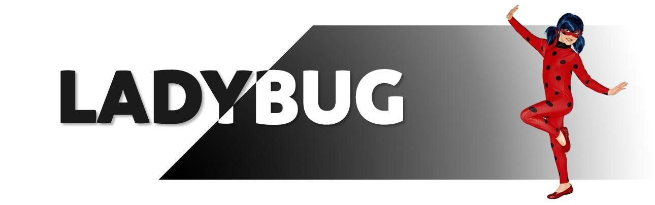 Disfraces Ladybug para niña y mujer originales