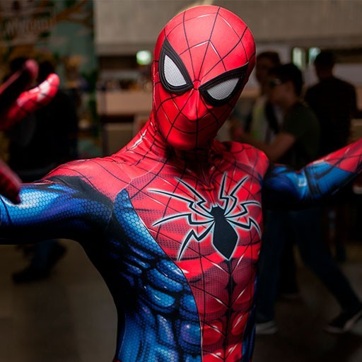 Disfraces de superhéroes y comics