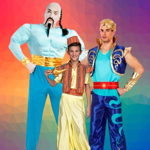 Disfraces de Aladino