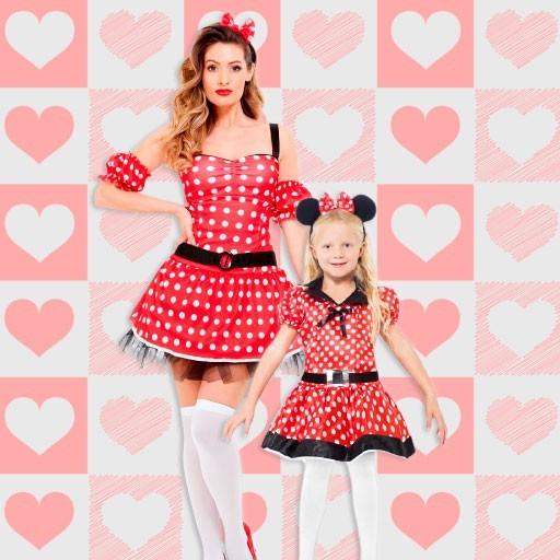 Disfraces Minnie Mouse