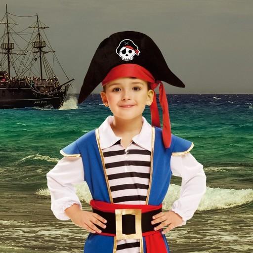 Disfraces de piratas para niño