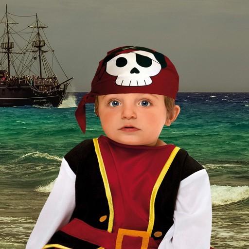 Disfraces de piratas para bebé