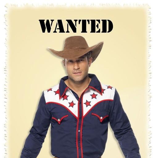 Disfraces de vaqueros para hombre