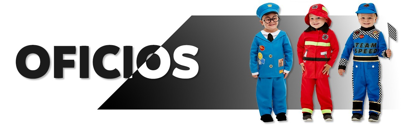 Disfraces de oficios y profesiones online | Disfraces Antifaz, tienda de disfraces online