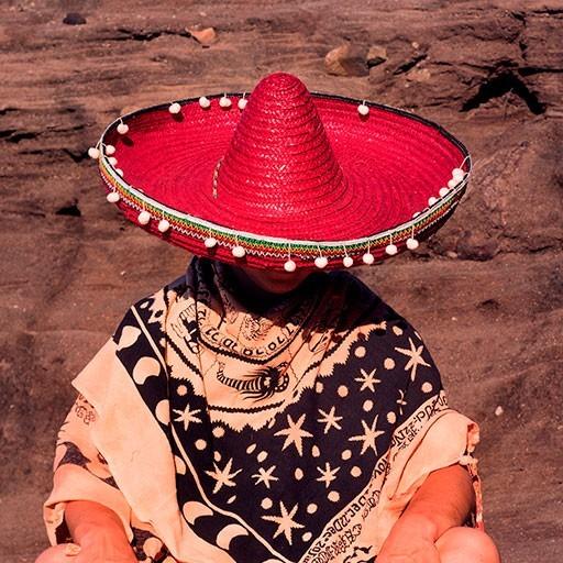 Disfraces de países y culturas