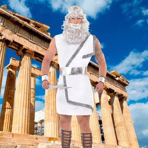 Disfraces de griegos para hombre