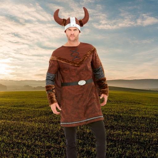 Disfraces de vikingos para hombre
