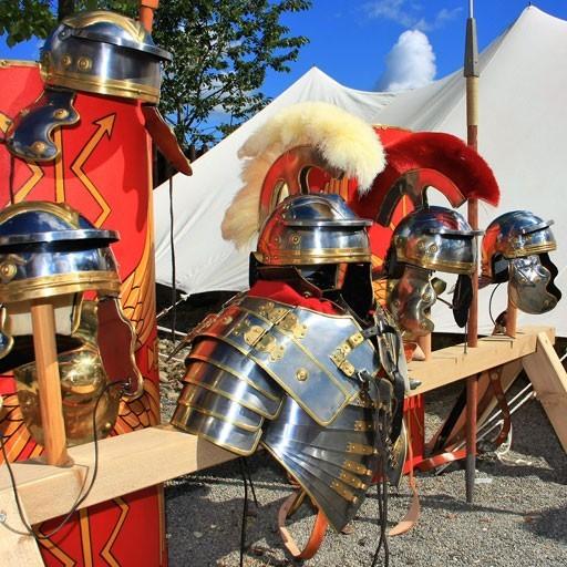 Complementos disfraces romanos