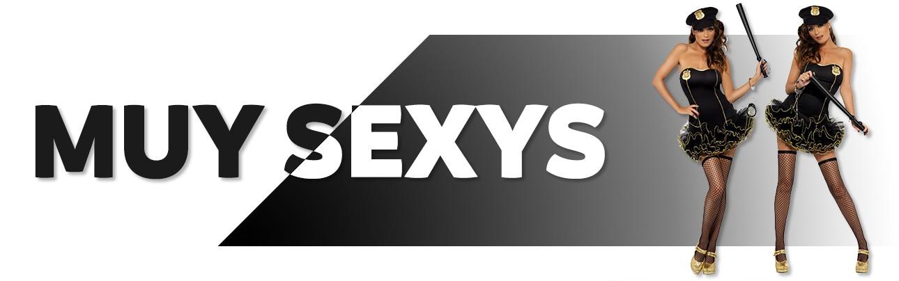 Disfraces sexys para adultos | Disfraces Antifaz, tienda de disfraces online