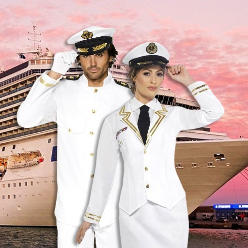 Disfraces de marineros y marineras