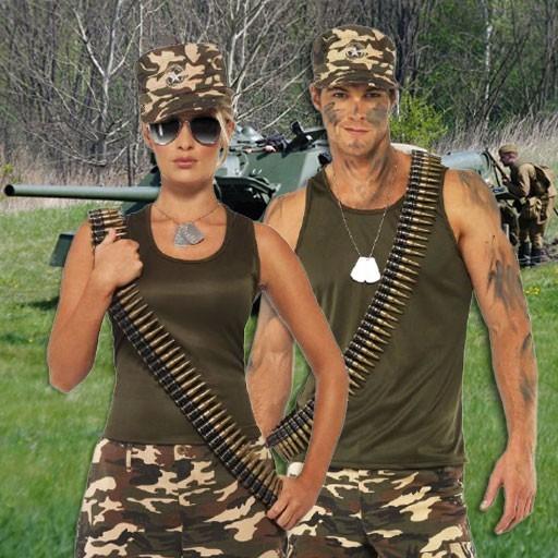Disfraces de militares y soldados