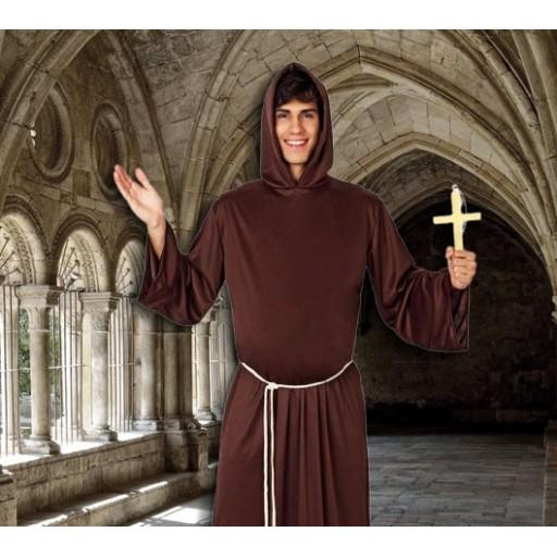Disfraces de monjes y frailes