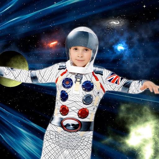 Disfraces de astronautas para niño
