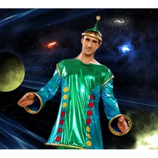 Disfraces de marcianos y aliens para hombre