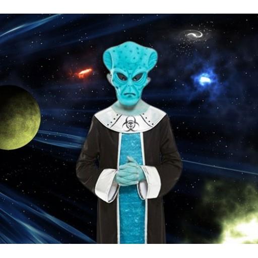 Disfraces de marcianos y aliens para niño