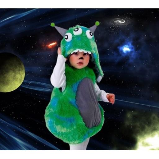 Disfraces de marcianos y aliens para bebé