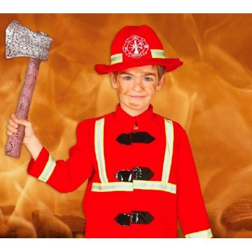 Disfraces de bomberos para niño